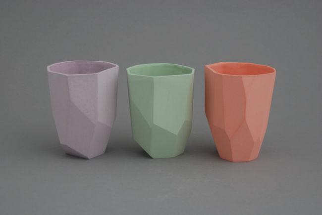 kaolines colorées