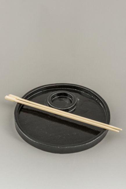 Assiette à sashimi