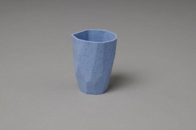 Kaoline bleu de sèvre foncé